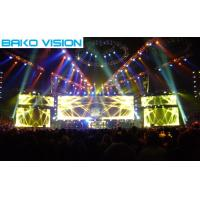 Buy cheap High Definition Indoor Rental LED Display 3.91mm Physical Pitch for Stage Car from wholesalers