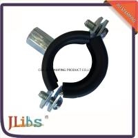 Wholesale Welding type Cast Iron Pipe Clamps with EPDM Rubber Zinc Plated steel from china suppliers