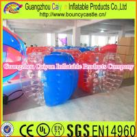 China Hot Seller Bubble Soccer Ball Cheap Price wholesale