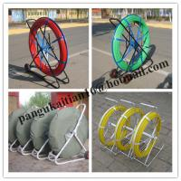 Quality Fiberglass duct rodder,Tracing Duct Rods,frp duct rod,Fiberglass Fish Tapes for sale