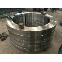 China Crankshaft 42CrMo Ring Rolling Forging , ASTM A388 Open Die Forging wholesale