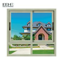 China Waterproof Thermally Broken Aluminum Windows / Soundproof Aluminum Frame Sliding Windows on sale