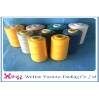 China Ring Spun Sewing Thread Polyester With Multi Color, 20/2 20/3 40/2 50/3 wholesale