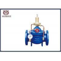 China Hydraulic Pressure Relief Valve , Brass Seat Safety Relief Valve For Water Supply wholesale