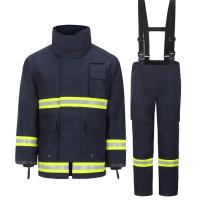 China 3Kg Fireman Suit Aramid Fiber Reinforced Polymer Material 1050 Radiation wholesale