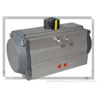 China Double Acting Rack And Pinion Pneumatic Actuator And Spring Return Actuators wholesale