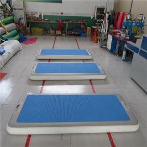 China High Strength Aqua Exercise Mat , Rigid Floating Gymnastics Mat For Pool wholesale