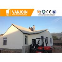 China Fire Resistant Area Saving EPS Sand Cement Sandwich Wall Panels wholesale