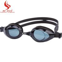 China Comfortable Anti Fog Swim Goggles , Wide View Uv Protective Coating Glasses wholesale