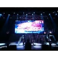 China High Definition P4 Indoor Rental LED Screen Quick Installation wholesale