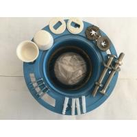 China Leak Proof Toilet Fittings Rubber Toilet Wax Ring Gasket With Flange Installed Directly wholesale