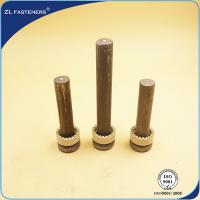 BS5400 Shear Stud Connectors For Steel Structural Building / Bridge