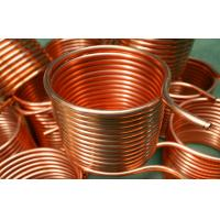 China H70 Cutting Air Conditioner Copper Pipe C1220 Light Weight With Drilling wholesale