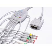 Reusable Philips HP ECG Cables And Leadwires 10 Lead ECG Cable