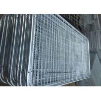 China 1.2M Height I Stay Farm Mesh Fencing Gate with 5mm Wire Diameter For Livestock wholesale