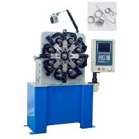 China 4 Axis Torsion Spring Machine With 0.30 - 2.30 mm Steel Wire Diameter wholesale