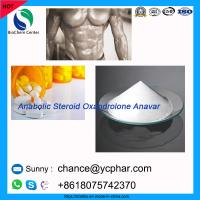 China Oxandrolone Anavar Steroid Powder CAS NO.53-39-4 For Bodybuilding wholesale