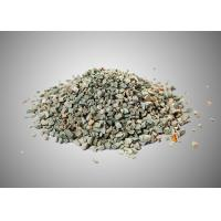 Quality Green Zeolite Granules Water Filter Materials , Natural Zeolite Sand High Adsorption for sale