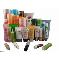 China LDPE + HDPE 4oz Offset printing Cosmetic Plastic Laminated Tubes With Sealing 300ml / 16mm - 50mm wholesale
