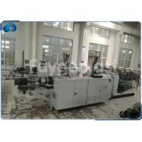 China CPVC Plastic Pelletizing Machine Granulating Line , CPVC Granules Production Line wholesale