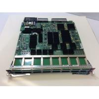 China Cisco Catalyst 6500 16 Port 10 Gigabit Ethernet Module WS - X6716-10G -3C wholesale