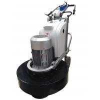 China Dust Free Stand Up Concrete Grinder , Concrete Floor Grinding Machine Hire Available wholesale