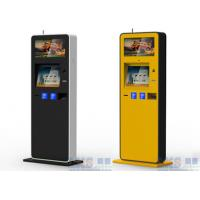 China Hospital Check In Kiosk Multi Touch Information Kiosk With Wifi / 3G / Bluetooth wholesale
