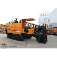 China Trenchless Horizontal directional HDD machine underground pipe laying under DL220 wholesale