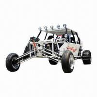 China 4 Seats Dune Buggy with V6 Engine, 170kW Rated Power and 280HP Power wholesale