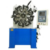 Buy cheap Hollow Cnc Coil Winding Machine , Spring Coiler Applied To Electrical Industry from wholesalers