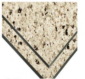 China 1250mm Marble Aluminum Composite Panel wholesale