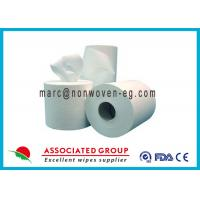 China Hygiene Spunlace Nonwoven Fabric Rolls Recycling Washable for Kitchen wholesale