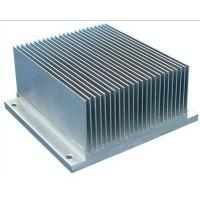 China 6061 T6 / T66 Aluminum Heatsink Extrusion Profiles For Cars / Trains Machinery wholesale