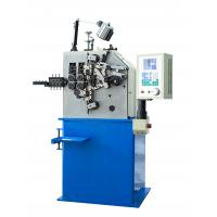 China 3 Axis Computerized Automatic CNC Spring Coiler / Spring Manufacturing Machine wholesale