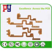 China 1 Oz Copper Flexible Pcb Prototype 0.15mm Double Sided Printed Circuit Boards Images on sale