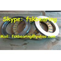 China Axial and Radial Load Plane Cylindrical Roller Bearing Chrome / Stainless Steel wholesale