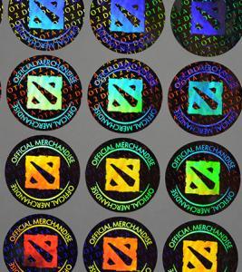 China Lasering Hologram Sticker wholesale