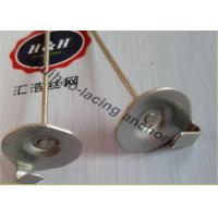 China SS304 Insulation Fixing Pins With Hooks 14GaX114mm For Insulation Blankets wholesale