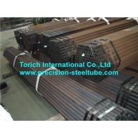 Quality DIN EN 10210-2 Hot Finished Structural Steel Pipe , Structural Steel Square Tubing for sale