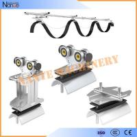 China Factory Self-made Ball Bearing Cable Trolley Wire Rope Roller For Festoon System wholesale
