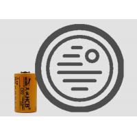 China No Passivation Li-MnO2 Battery , Un Lithium Battery For Security Monitoring wholesale
