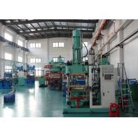 China 4 Column Silicone Rubber Injection Molding Machine 200 Ton All - In - Out Structure wholesale