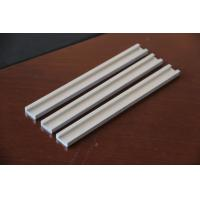 China Silver Industry Aluminum Extrusion Channel Thin Wall Mill Finished wholesale