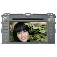 China Spcecial Car DVD Player For Prado With Bluetooth, GPS on sale