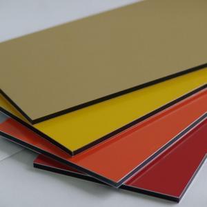 China aluminum composite panel on sale