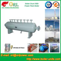 Buy cheap Power plant boiler spare part mud drum ORL Power ISO9001 certification from wholesalers