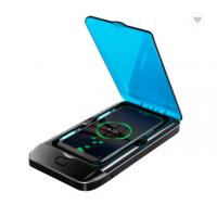 China UV Cell Phone Sanitizer and Dual Universal Cell Phone Charger Patented Sterilizer and Clinically UV Light Sanitizer wholesale