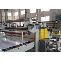 China Full Automatic WPC Foam Board Machine With Laminating Machine wholesale