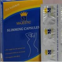 Majestic Herbal Weight Loss Most Effective Slimming Products, Majestic Slimming Capsule Factory Natural Majestic