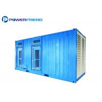 China Container Type Perkins Diesel Generator Set / Genset 800kw 1000kva Water Cooled wholesale